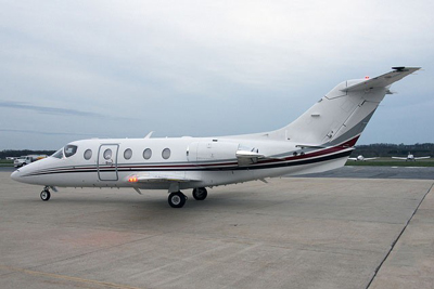 Hawker 400XP Jet