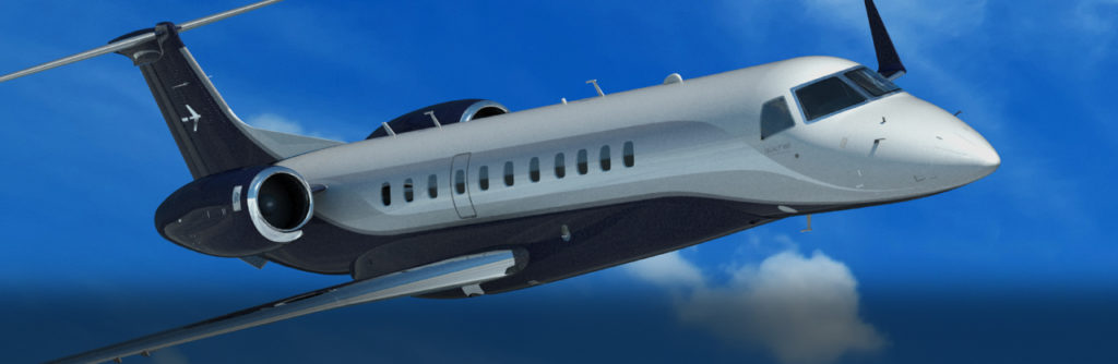 Legacy 650 Jet