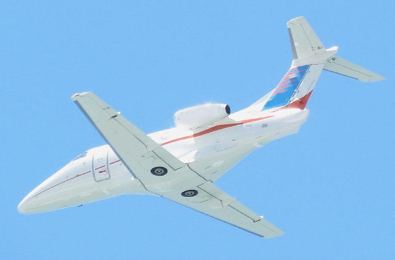 Phenom 100E Jet