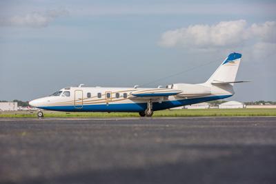 Westwind II Jet Charter