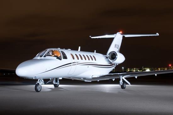 Citation CJ3 Jet Charter