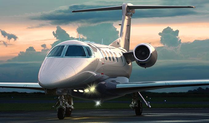 Phenom 300 Jet