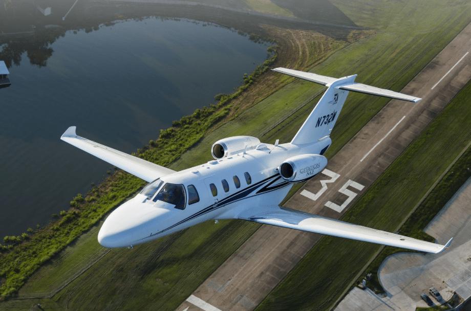 Citation M2 Jet