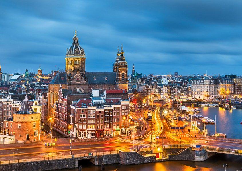 Amsterdam, Netherlands Private Jet Charter