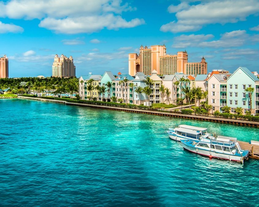 Bahamas Private Jet Charter