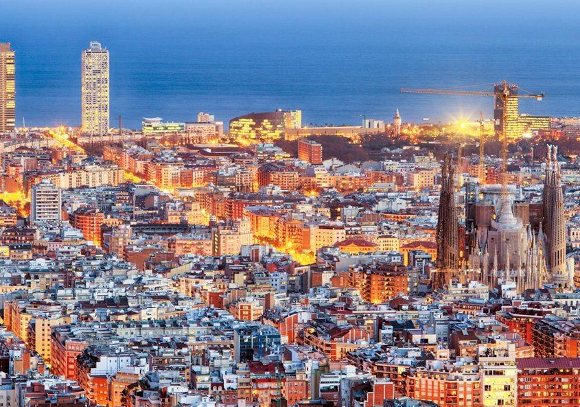 Barcelona, Spain Private Jet Charter