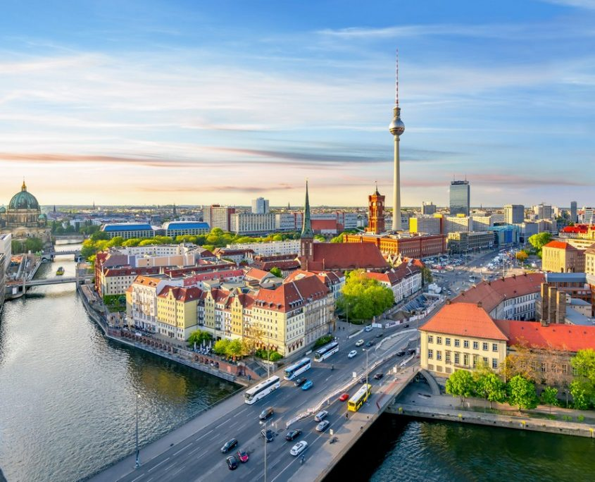 Berlin, Germany Private Jet Charter