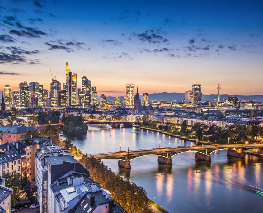 Frankfurt, Germany Private Jet Charter