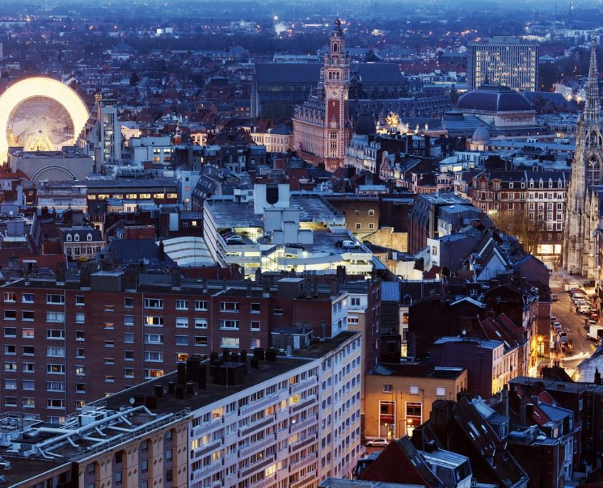 Lille, France Private Jet Charter