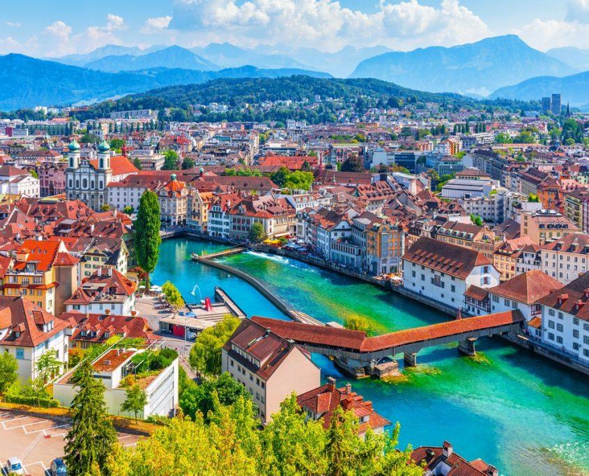 Lucerne, Switzerland Private Jet Charter