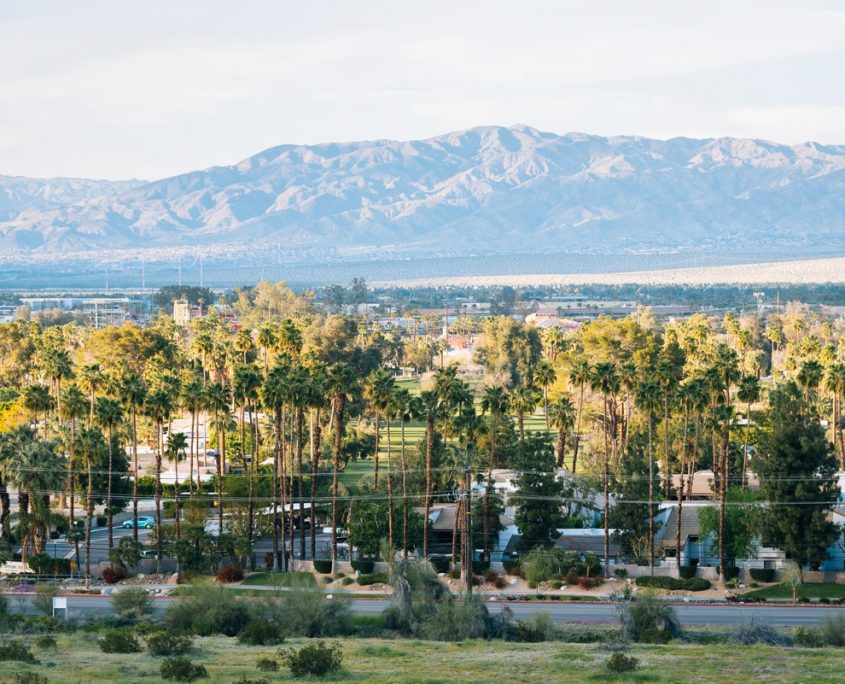 Palm Springs Private Jet Charter