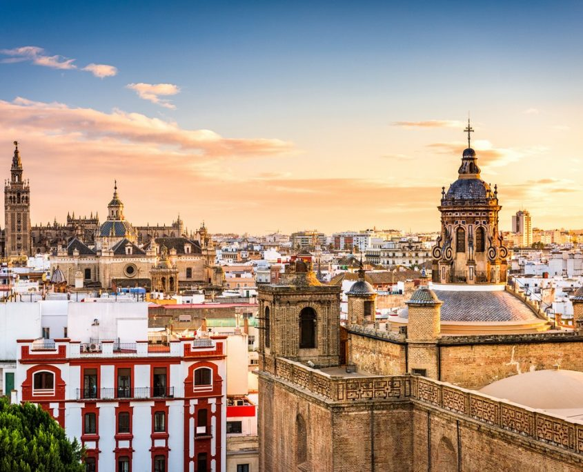 Seville, Spain Private Jet Charter