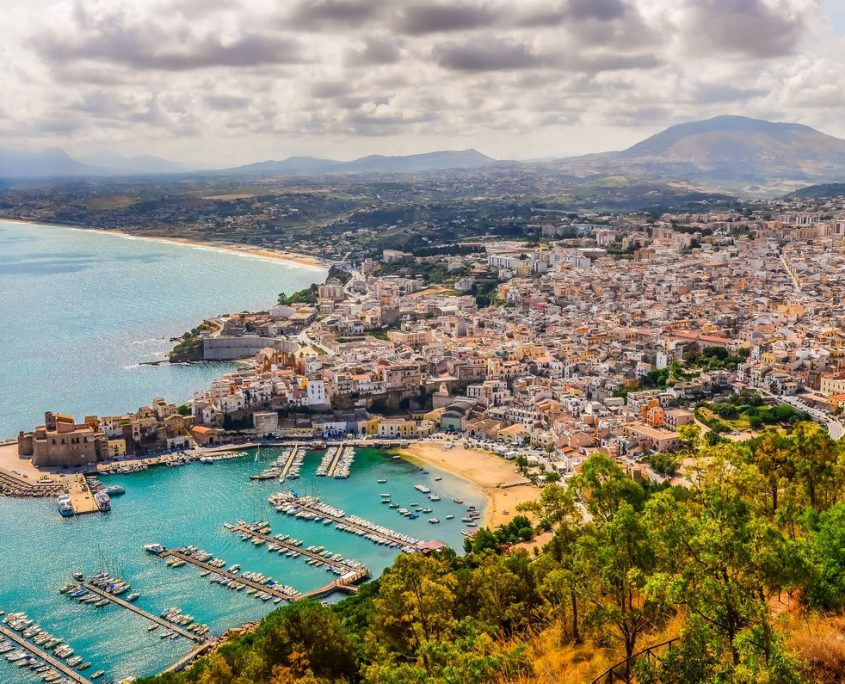 Sicily, Italy Private Jet Charter