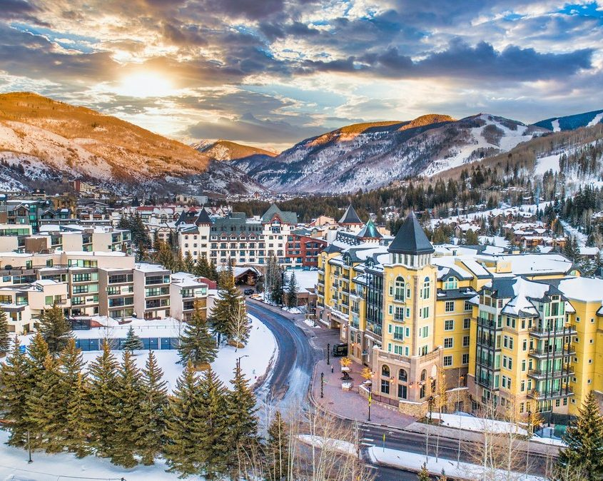 Vail Private Jet Charter