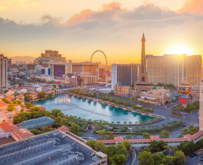 Las Vegas Private Jet Charter