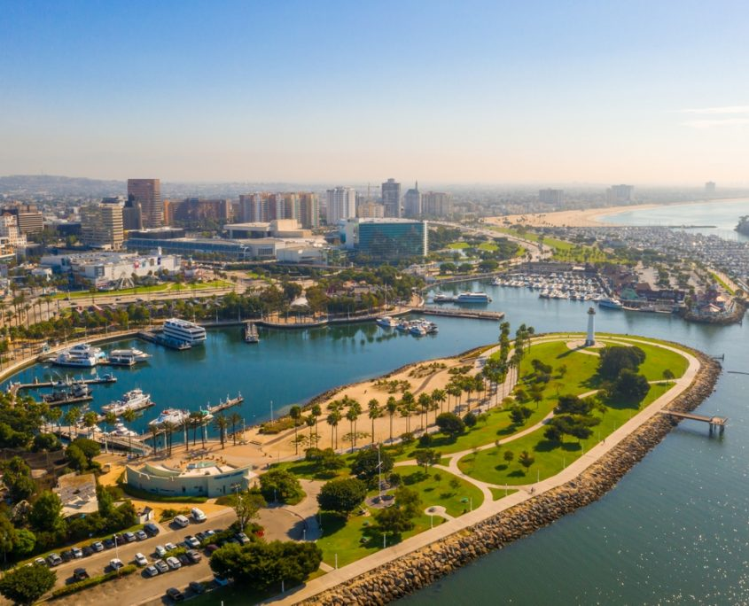 Long Beach Private Jet Charter