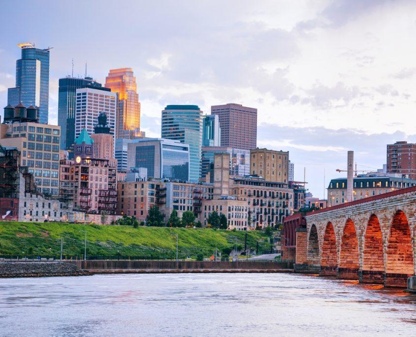 Minneapolis Private Jet Charter