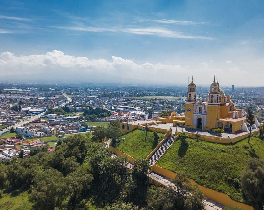 Puebla Private Jet Charter