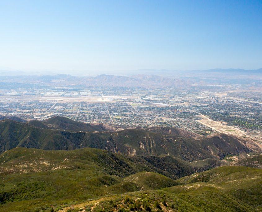 San Bernardino Private Jet Charter
