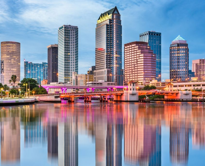 Tampa Private Jet Charter