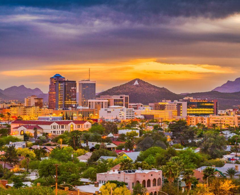 Tucson Private Jet Charter