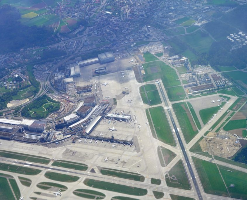 Zurich Airport (ZRH, LSZH) Private Jet Charter